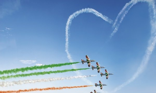 The Italian pride will appear in the Sliač sky after two years