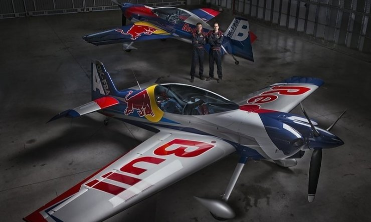 The formation Flying Bulls will introduce new aircraft in Sliač